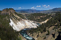 Bleach Cliffs, Yellowstone National Park