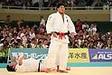 (L to R) Ryuta Ishii (JPN), Hirotaka Kato (JPN), April 29, 2012 - Judo: 2012 All Japan Judo Championships, Final at Nihon Budokan, Tokyo, Japan. (Photo by Daiju Kitamura/AFLO SPORT) [1045]