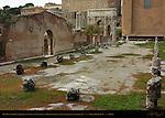 Basilica Aemilia 34 BC Forum Romanum Rome