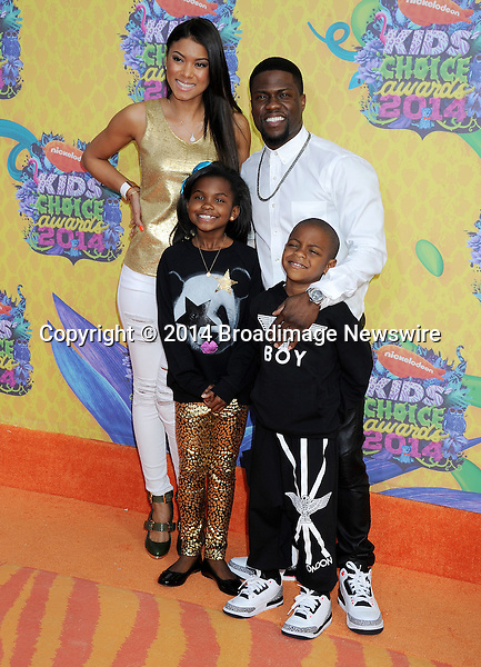 Pictured: Kevin Hart<br /> Mandatory Credit &copy; Gilbert Flores/Broadimage<br /> Nickelodeon Kids' Choice Awards 2014<br /> <br /> 3/29/14, Los Angeles, California, United States of America<br /> <br /> Broadimage Newswire<br /> Los Angeles 1+  (310) 301-1027<br /> New York      1+  (646) 827-9134<br /> sales@broadimage.com<br /> http://www.broadimage.com
