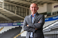 2019 06 18 Steve Cooper, Liberty Stadium, Swansea, Wales, UK.
