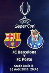 UEFA SUPERCUP 2011