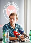 07.08.2019 FC Midtjylland and Rangers pressers: Erik Sviatchenko