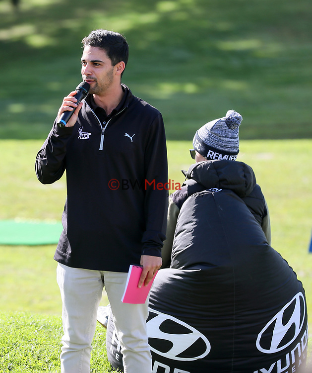 NZ Golf and Hyundai Partnership Launch, Remuera Golf Course, Auckland, New Zealand, Wednesday 10 July 2019. Photo: Simon Watts/www.bwmedia.co.nz