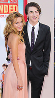 HOLLYWOOD, LOS ANGELES, CA, USA - MAY 21: Bella Thorne, Zak Henri at the Los Angeles Premiere Of Warner Bros. Pictures' 'Blended' held at the TCL Chinese Theatre on May 21, 2014 in Hollywood, Los Angeles, California, United States. (Photo by Xavier Collin/Celebrity Monitor)