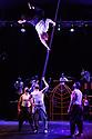 "Edinburgh, UK. 08.08.2018. Cirque Alfonse presents ""Tabarnak"", in the Lafayette, at Circus Hub, on The Meadows, as part of the Edinburgh Festival Fringe. Photograph © Jane Hobson."