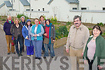 GROW IT YOURSELF: Peter Colleran and Marie Duffy alotment holders enjoying the Grow it Yourself week at the Moyderwell alotments, Tralee on Saturday...