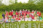 Fossa GAA youngsters enjoying La? na gClub 125 GAA celebrations on Sunday