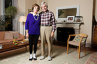 Michael and Kitty Dukakis - Electroconvulsive Therapy Support Group - Brookline, MA - 4 Dec 2016