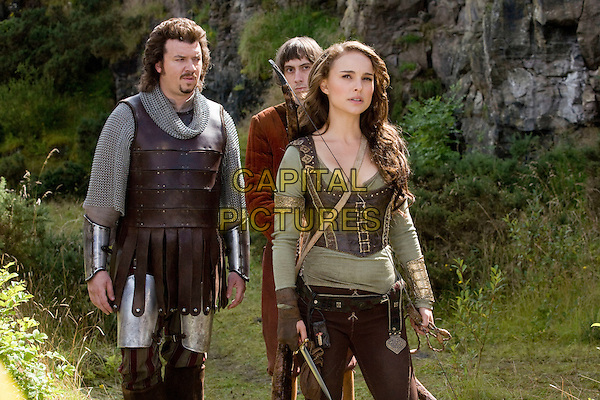 Danny McBride, Natalie Portman.in Your Highness .*Filmstill - Editorial Use Only*.CAP/PLF.Supplied by Capital Pictures.