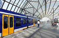 Nederland  Amsterdam - 2019. Station Sloterdijk.   Berlinda van Dam / Hollandse Hoogte