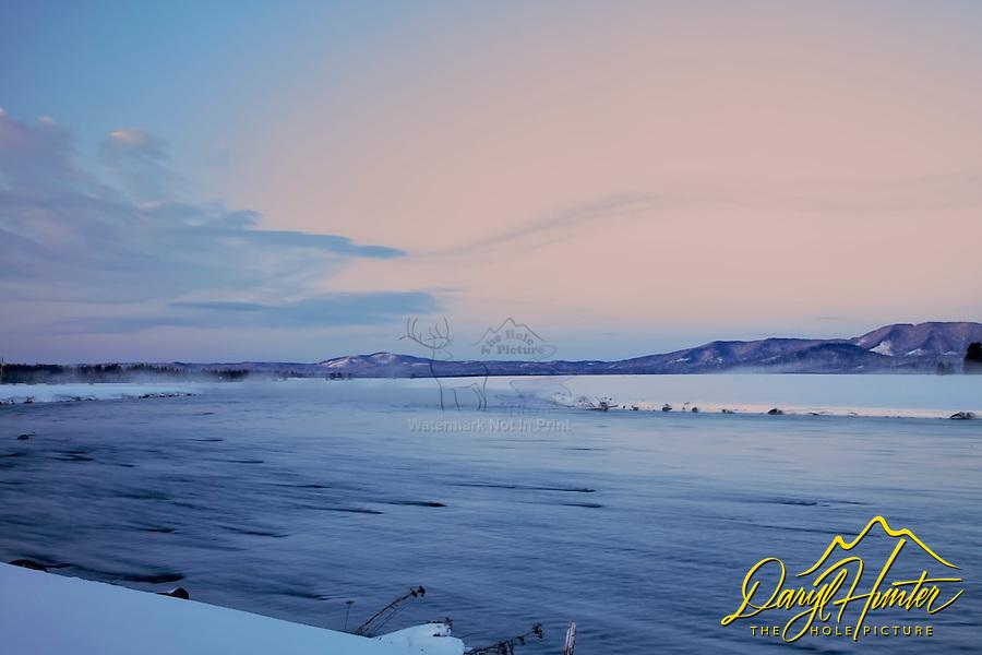 Henry's Fork Sunrise, Island Park, Idahosunrise, henrys fork river, island park, Idaho
