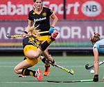 DEN BOSCH -  Margot van Geffen (Den Bosch)  tijdens  de finale van de EuroHockey Club Cup, Den Bosch-UHC Hamburg (2-1).  .COPYRIGHT KOEN SUYK
