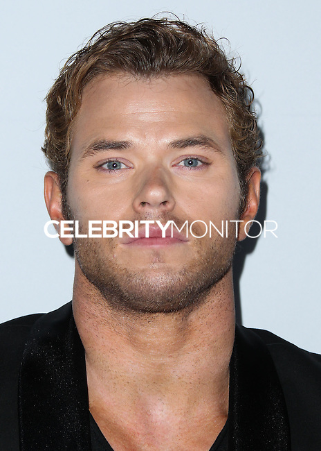 SANTA MONICA, CA, USA - JUNE 11: Kellan Lutz at the Pathway To The Cures For Breast Cancer: A Fundraiser Benefiting Susan G. Komen held at the Barker Hangar on June 11, 2014 in Santa Monica, California, United States. (Photo by Xavier Collin/Celebrity Monitor)