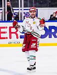 S&ouml;dert&auml;lje 2013-12-12 Ishockey Hockeyallsvenskan S&ouml;dert&auml;lje SK - Mora IK :  <br /> Mora 2 Kevin Mitchell jublar efter sitt 2-1 m&aring;l<br /> (Foto: Kenta J&ouml;nsson) Nyckelord:  jubel gl&auml;dje lycka glad happy
