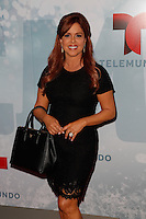 New York, NY -  May 13 : Maria Celeste Arraras attends Telemundo's 2014 Upfront in New York<br /> held at Jazz at Lincoln Center's Frederick P. Rose Hall<br /> on May 13, 2014 in New York City. Photo by Brent N. Clarke / Starlitepics