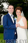 Therese Mc Quaid, Castlemahon, Newcastle West, daughter of Mike and Teresa Mc Quaid, and Anthony Mc Donnell, Middelton Cork, son of Tony and Ena McDonnell were married at Castlemahon Church by fr. Duggan on Thursday 9th July 2015 with a reception at Ballygarry Hotel