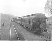 Meet at Carracas, Colo.<br /> D&amp;RGW  Carracas, CO  5/1946