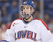 Kelly Sullivan - The University of Massachusetts-Lowell River Hawks defeated the Boston College Eagles 6-3 on Saturday, February 25, 2006, at the Paul E. Tsongas Arena in Lowell, MA.