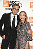 Director/Producer Mark Bozek and Executive Producer Susan Rockefeller attend &quot;The Times of Bill Cunningham&quot;  World Premiere on October 11, 2018 at the 56th New York Film Festival in New York City, New York, USA.<br /> <br /> photo by Robin Platzer/Twin Images<br />  <br /> phone number 212-935-0770