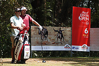 Pedro Figueiredo (POR) during previews ahead of the Magical Kenya Open presented by ABSA, Karen Country Club, Nairobi, Kenya. 13/03/2019<br /> Picture: Golffile | Phil Inglis<br /> <br /> <br /> All photo usage must carry mandatory copyright credit (&copy; Golffile | Phil Inglis)