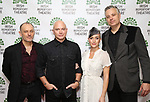Loose Cattle: Shannon Ford, Michael Cerveris, Kimberly Kaye, & Justin Smith attend the Irish Repertory Theatre 30th Anniversary Celebration on June 17, 2019 at Alice Tully Hall in New York City.
