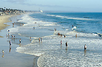 The Coast of Oceanside California