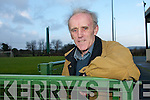 LOYAL SERVANT: Michael O'Donoghue of Glenflesk who has been an officer of Glenflesk GAA for the past 40 years.   Copyright Kerry's Eye 2008