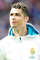 Real Madrid's Cristiano Ronaldo during La Liga match. April 8,2018. (ALTERPHOTOS/Acero) NortePhoto.com