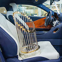2018-02-03 Sterling McCall Lexus - World Series Trophy Event