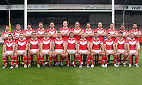 PICTURE BY IAN LOVELL/WRL...Rugby League - Wales Rugby League Team Group 2011 - 21/10/11.