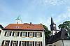 Katholische und Evangelische Kirche in Wörrstadt