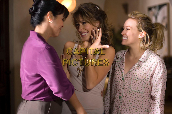 MARIA CONCHITA ALONSO, HAYLIE DUFF & HILARY DUFF.in Material Girls.*Editorial Use Only*.Ref: FB.www.capitalpictures.com.sales@capitalpictures.com.Supplied by Capital Pictures.