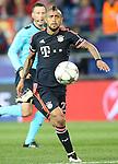 FC Bayern Munchen's Arturo Vidal during Champions League 2015/2016 Semi-Finals 1st leg match. April 27,2016. (ALTERPHOTOS/Acero)