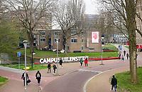 Nederland - Amsterdam- april 2018.  Campus Uilenstede. Flats voor studenten.  Foto Berlinda van Dam / Hollandse Hoogte