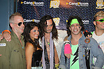 "The Canal Room celebrates its 10th Anniversary on September 16, 2013 starring The Bold and The Beautiful Constantine Maroulis ""Constantine Parros"" - American Idol and Rock of Ages as he performs at ""Back to the 80s Show with Jessie's Girl"" (band) in New York City, New York. (Photo by Sue Coflin/Max Photos)"