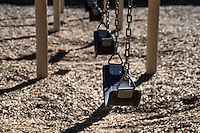I was a real swinger when I was younger.  Or . . .  Even recess has its ups and downs.