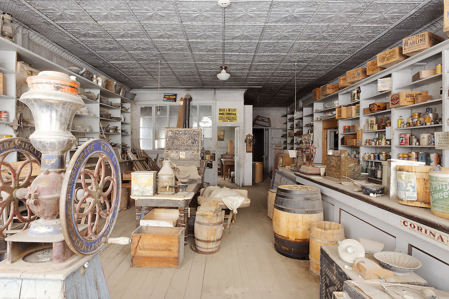 Boon's Store, Bodie State Historic Park, California, USA
