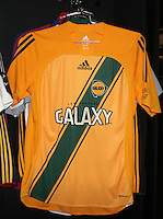 Adidas unveiled the 2006 Los Angeles Galaxy home jersey. The 2006 National Soccer Coaches Association of America convention was held at the Pennsylvania Convention Center in Philadelphia, PA from January 18-22, 2006.