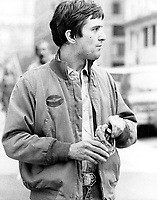 Taxi Driver (1976)<br /> Robert De Niro<br /> *Filmstill - Editorial Use Only*<br /> CAP/KFS<br /> Image supplied by Capital Pictures