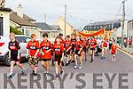 Ballyheigue GAA club at the Ballyheigue Summer Fest Parade on Sunday