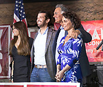 Nov 02 2018 Kimberly Guilfoyle and Donald Trump Jr. during Victory Tour at Stony's in Las Vegas to support Danny Tarkanian and the Republican party on the last day of early voting in Las Vegas NV