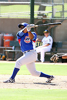 Reggie Golden - Chicago Cubs - 2010 Instructional League.Photo by:  Bill Mitchell/Four Seam Images..