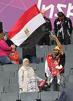 Egypt v Belarus 010812