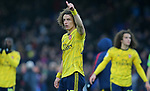 Arsenal's David Luiz waves to the crowd after the Premier League match at Selhurst Park, London. Picture date: 11th January 2020. Picture credit should read: Paul Terry/Sportimage