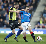 Lee Wallace and Scott Robertson