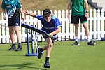 NELSON, NEW ZEALAND - JANUARY 28: Central Stags Cricket team play with Local Cricket Kids Tuesday 28 January  2020 , New Zealand. (Photo byEvan Barnes/ Shuttersport Limited)