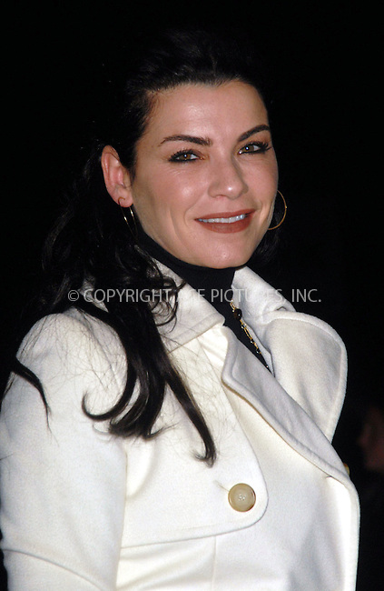 WWW.ACEPIXS.COM . . . . . ....January 23rd, 2007, New York City. ....Julianna Margulies attends the Screening of 'Seraphim Falls' Hosted by the Cinema Society. ....Please byline: KRISTIN CALLAHAN - ACEPIXS.COM.. . . . . . ..Ace Pictures, Inc:  ..(212) 243-8787 or (646) 769 0430..e-mail: info@acepixs.com..web: http://www.acepixs.com