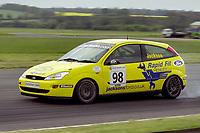 2001 British Touring Car Championship #98 Mat Jackson. GR Motorsport. Ford Focus.