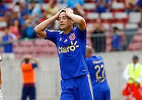 Apertura 2014 Universidad De Chile vs Barnechea